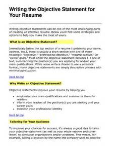 highlights to add on a resume 25 best ideas about resume objective on resume career objective career objective