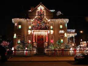 decorating house with christmas lights top light displays style estate