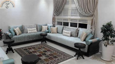 salon marocain moderne  friseur