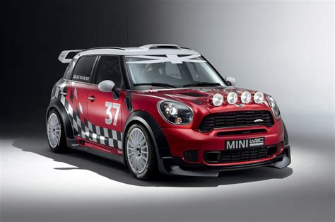 2012 Mini Countryman Wrc