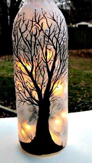 craft home  garden ideas creative diy wine bottle