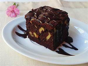 Brownie de chocolate con nueces Floruca