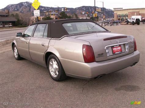 bronzemist metallic cadillac deville sedan