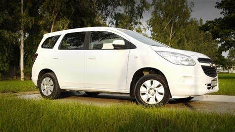 Chevrolet Spin 2014 Philippines Review, Specs & Price