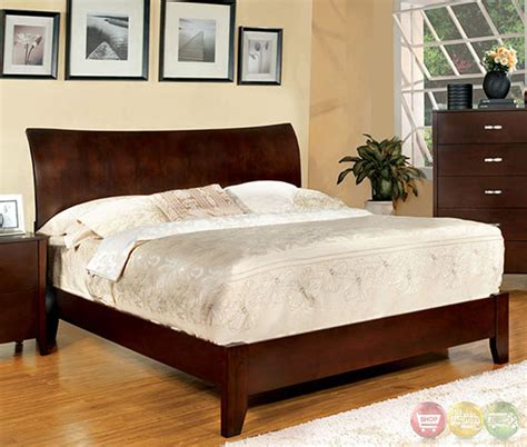 bedroom set midland for midland contemporary brown cherry bedroom set with wooden