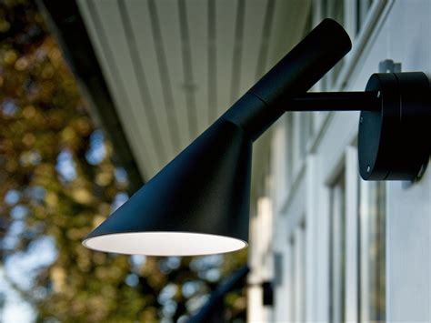 buy the louis poulsen aj 50 outdoor wall light at nest co uk
