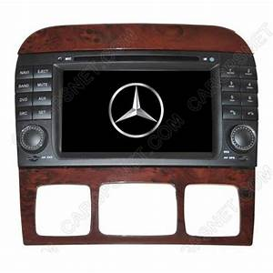 Sell Mercedes W220 Gps Navigation Dvd Radio Head Unit Sat
