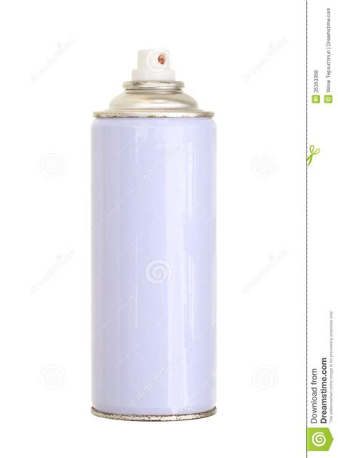 Spray Paint Can Stock Photo Image Of Metal, Isolated
