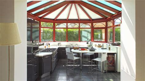 cuisine veranda comment installer sa cuisine dans la véranda