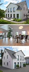 Haus Bauen Ideen Grundriss : einfamilienhaus neubau modern mit satteldach architektur ~ Orissabook.com Haus und Dekorationen