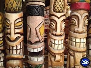 Hawaiian Tiki Gods and Their Meanings KTC Hawaiian