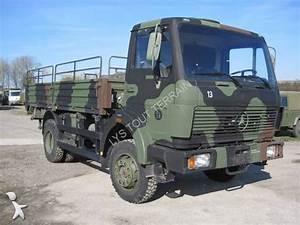 Euros 4x4 : used mercedes 1017 military truck 4x4 diesel euro 0 n ~ Gottalentnigeria.com Avis de Voitures