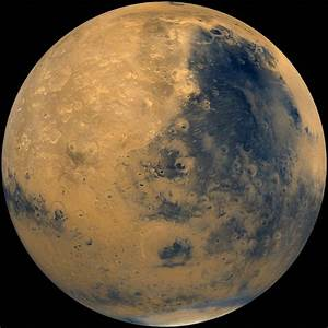 Planet Mars - Ten Random Facts