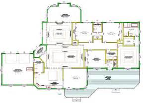 house plans single level single house plans design interior