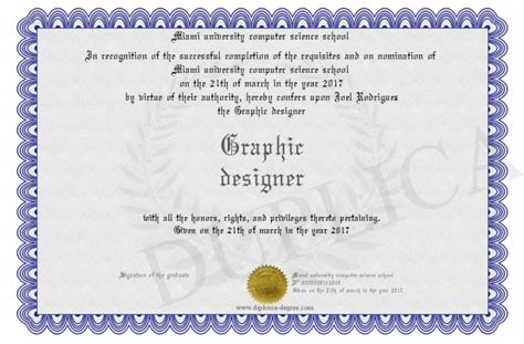 graphic design degree graphic designer