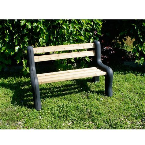 rts home accents diy bench ends black