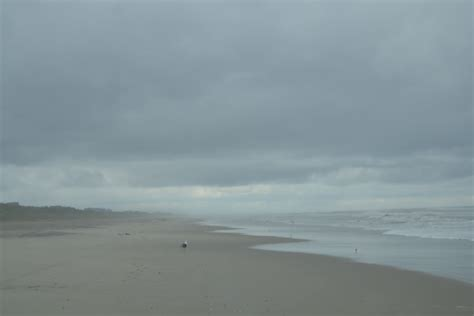 Rainy Day On The Beach | these days of mine