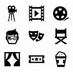 Performance Icon Theatre Icons Theater Vector Packs