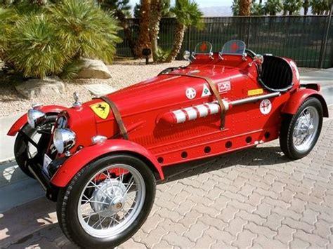 Unearthed 1931 Alfa Romeo 8c 2300 Roadster Replica Carbuzz