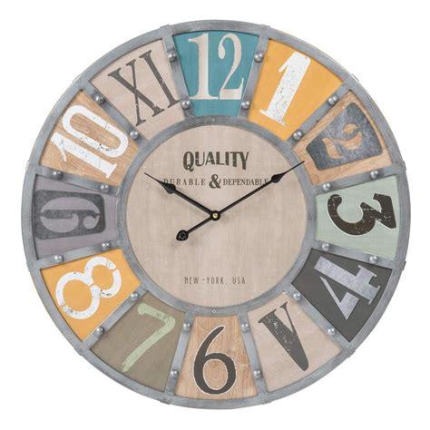 horloge sur bureau 17 meilleures idées à propos de maison du monde horloge
