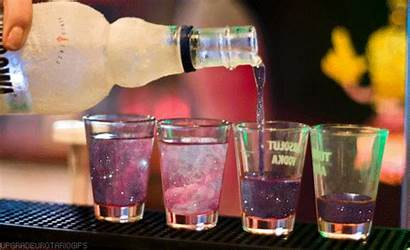 Alcohol Animated Shots Drunk Gifs Funny Beverages