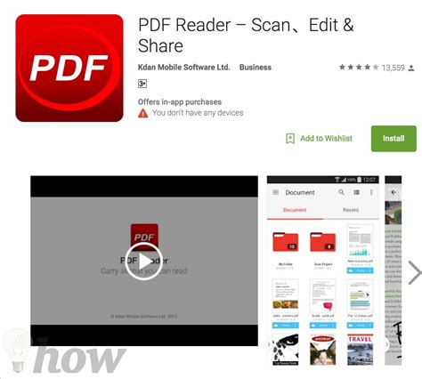 pdf reader for android free top 5 best free pdf reader apps for android to view pdf