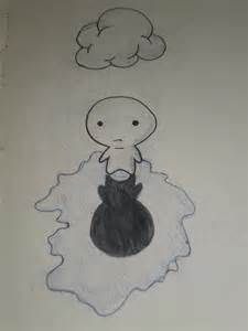 Rain Depressed Drawings