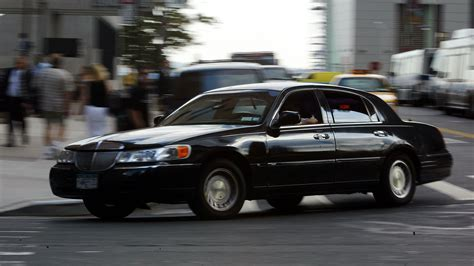 Uber Black Towncar Drivers Strike In San Francisco Over