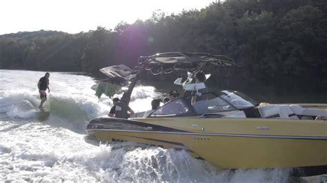 Malibu Boats Youtube by Malibu Boats G4 Tower 2015 Youtube