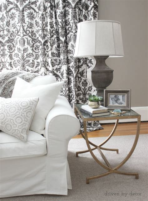 living room side table decor decorating your living room must have tips driven by decor