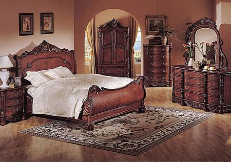 Traditional Designer Bedroom Furniture-video And Photos