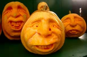 Cool Pumpkin Faces