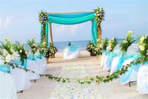 beach theme wedding decoration 6 on eweddinginspiration