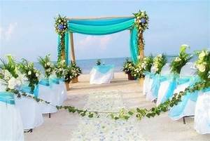 beach wedding ideaswedwebtalks wedwebtalks With beach wedding decorations ideas