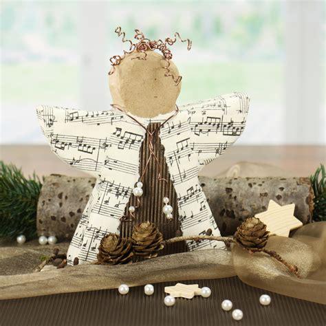 basteln engel weihnachtsengel weihnachtsbasteln