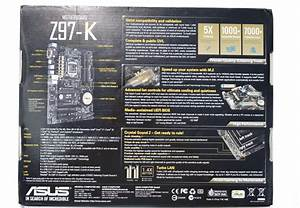 Asus Z97-k Motherboard Review