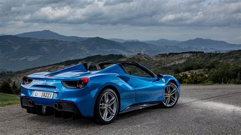 Review 488 Spider by 488 2017 Spider Price Mileage Reviews