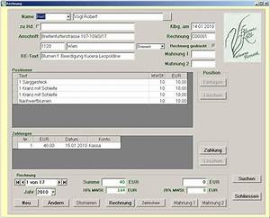 bonito irv software With rechnungsverwaltung software