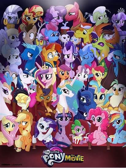 Pony Poster Fan Deviantart Justsomepainter11 Mlp Generation