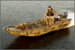 War Eagle Boats Duck Hunting