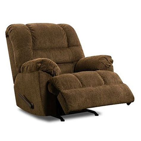 simmons verona chocolate recliner recliners