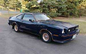 1978 Ford Mustang II King Cobra W/ 4-Speed