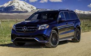 2017 Mercedes GLS 63 SUV Price