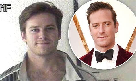 Armie Hammer is not ashamed of his past as he posts old ...