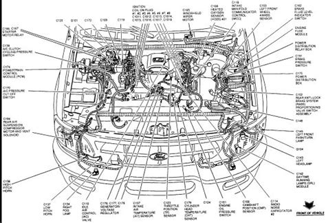 1986 302 Engine Wiring Diagram by Ford F150 Engine Diagram 1989 F150 Engine Component