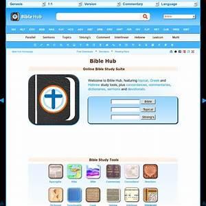 Bible hub · Ne... Bible Hub