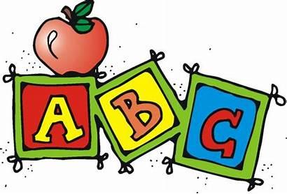 Clipart Class English Schedule Monitor Preschool Clipartion