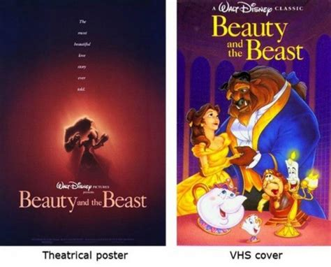 The Kidification Of Dvd Covers From Movie Posters