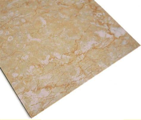 Glue Down Stone Grain Vinyl Click Plank Flooring