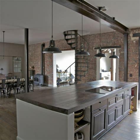 cuisine atypique l 39 appartement atypique à inspiration pour les